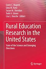 Rural Education Research in the United States af Susan M. Sheridan