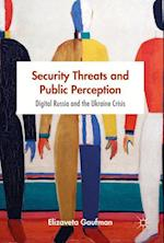Security Threats and Public Perception (New Security Challenges)