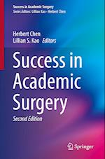 Success in Academic Surgery (Success in Academic Surgery)