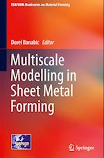 Multiscale Modelling in Sheet Metal Forming (Esaform Bookseries on Material Forming)