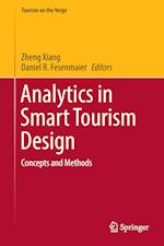 Analytics in Smart Tourism Design : Concepts and Methods