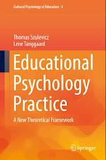 Educational Psychology Practice (Cultural Psychology of Education)