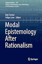 Modal Epistemology After Rationalism af Bob Fischer