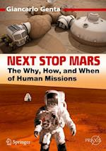 Next Stop Mars (Springer Praxis Books)