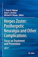 Herpes Zoster: Postherpetic Neuralgia and Other Complications