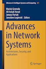 Advances in Network Systems (Advances in Intelligent Systems and Computing, nr. 461)