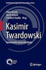 Kasimir Twardowski (Veroffentlichungen Des Instituts Wiener Kreis, nr. 25)