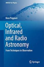 Optical, Infrared and Radio Astronomy (Unitext for Physics)