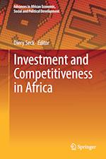 Investment and Competitiveness in Africa af Diery Seck