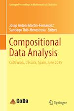 Compositional Data Analysis (Springer Proceedings in Mathematics and Statistics, nr. 187)