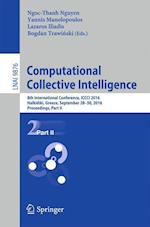 Computational Collective Intelligence (Lecture Notes in Computer Science, nr. 9876)