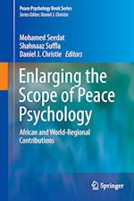 Enlarging the Scope of Peace Psychology (Peace Psychology Book Series)