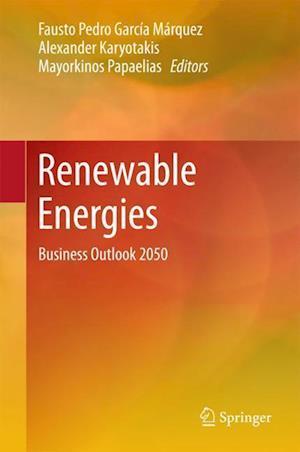 Bog, hardback Renewable Energies af Fausto Pedro Garcia Marquez