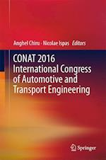 Conat 2016 International Congress of Automotive and Transport Engineering