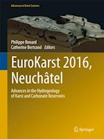 EuroKarst 2016, Neuchatel (Advances in Karst Science)