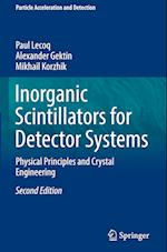 Inorganic Scintillators for Detector Systems (Particle Acceleration And Detection)