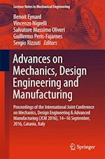 Advances on Mechanics, Design Engineering and Manufacturing (Lecture Notes in Mechanical Engineering)