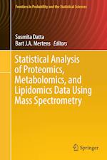 Statistical Analysis of Proteomics, Metabolomics, and Lipidomics Data Using Mass Spectrometry
