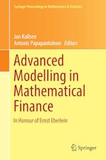 Advanced Modeling in Mathematical Finance (Springer Proceedings in Mathematics and Statistics, nr. 189)