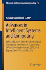 Advances in Intelligent Systems and Computing (Advances in Intelligent Systems and Computing, nr. 512)