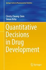 Quantitative Decisions in Drug Development