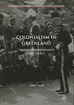 Colonialism in Greenland (Cambridge Imperial and Post-colonial Studies Series)