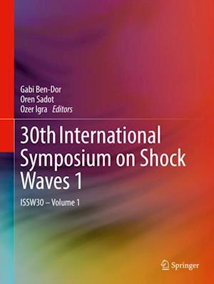 30th International Symposium on Shock Waves 1