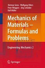 Mechanics of Materials Formulas and Problems
