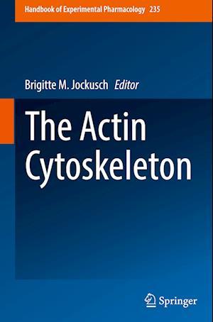 Bog, hardback The Actin Cytoskeleton af Brigitte M. Jockusch