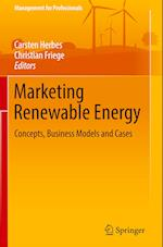 Marketing Renewable Energy (Management for Professionals)