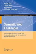 Semantic Web Challenges (Communications in Computer and Information Science, nr. 641)