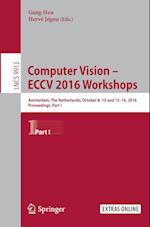Computer Vision - ECCV 2016 Workshops af Gang Hua