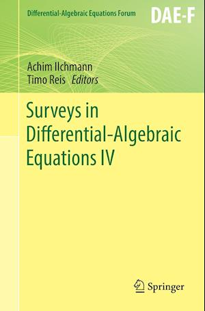 Bog, paperback Surveys in Differential-Algebraic Equations IV af Achim Ilchmann