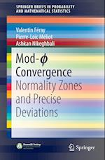 Mod-ϕ Convergence (SpringerBriefs in Probability and Mathematical Statistics)