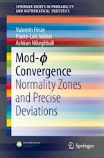 Mod-I  Convergence (SpringerBriefs in Probability and Mathematical Statistics)