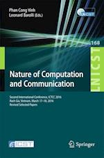 Nature of Computation and Communication (Lecture Notes of the Institute for Computer Sciences, Social Informatics and Telecommunications Engineering, nr. 168)
