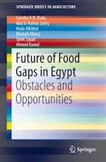 Future of Food Gaps in Egypt (Springerbriefs in Agriculture)