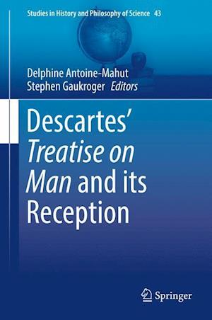Bog, hardback Descartes' Treatise on Man and Its Reception