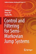 Control and Filtering for Semi-Markovian Jump Systems
