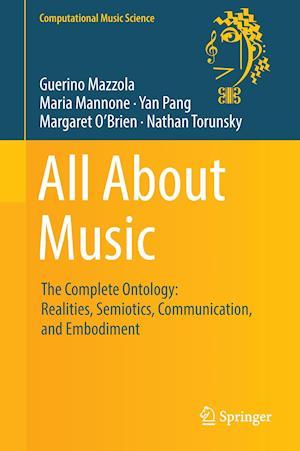 Bog, hardback All About Music af Guerino Mazzola