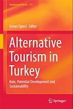Alternative Tourism in Turkey