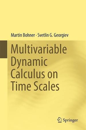 Bog, hardback Multivariable Dynamic Calculus on Time Scales af Martin Bohner