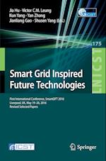 Smart Grid Inspired Future Technologies (Lecture Notes of the Institute for Computer Sciences, Social Informatics and Telecommunications Engineering, nr. 175)