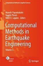 Computational Methods in Earthquake Engineering : Volume 3