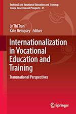 Internationalization in Vocational Education and Training : Transnational Perspectives