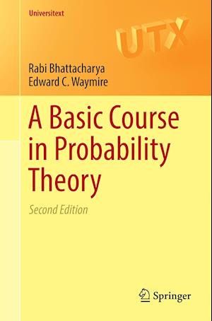Bog, paperback A Basic Course in Probability Theory af Rabi Bhattacharya