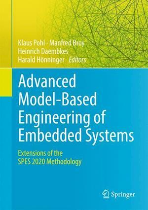 Bog, hardback Advanced Model-Based Engineering of Embedded Systems af Klaus Pohl