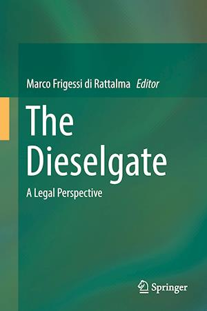Bog, hardback The Dieselgate : A Legal Perspective