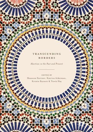Bog, hardback Transcending Borders : Abortion in the Past and Present