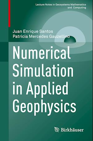 Bog, paperback Numerical Simulation in Applied Geophysics af Juan Enrique Santos
